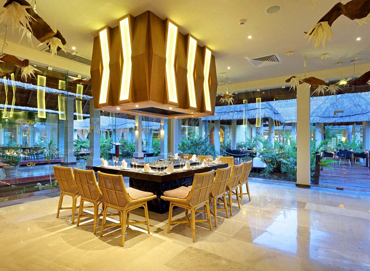 Grand Palladium White Sand Restaurantes